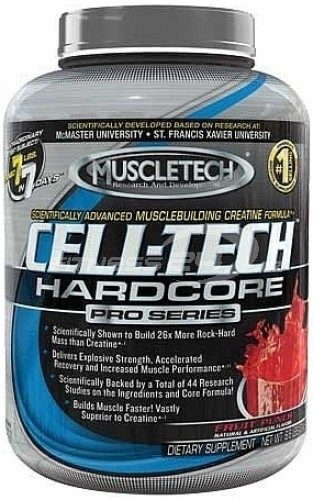 Cell tech kreatin kostprogram til v gttab - Cell tech hardgainer creatine formula ...