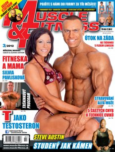 Muscle & Fitness 3-2012
